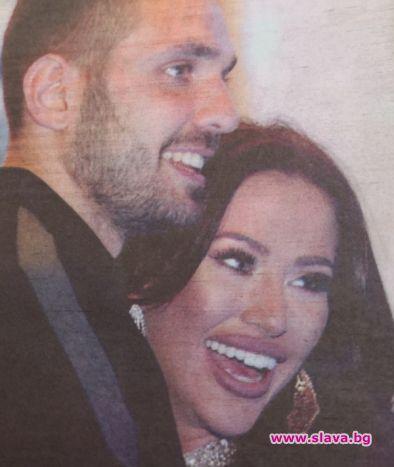 Гери-Никол с ново гадже на сватбата на Софка