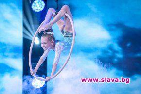 Малка акробатка на финала на България търси талант