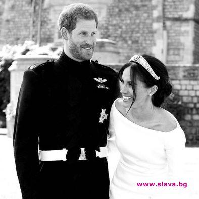 Принц Хари и Меган Маркъл празнуват две години от годежа си