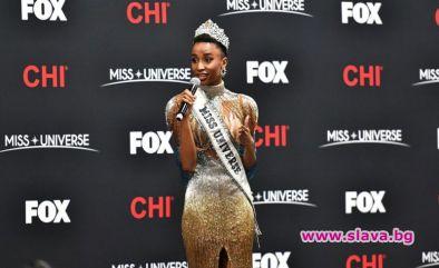 Момиче от Южна Африка стана Мис Вселена
