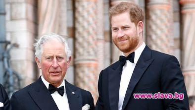 Принц Чарлз ще поеме разходите на Хари и семейството му за 1 г.