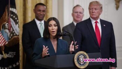 Ким Кардашян иска реформа в американските затвори