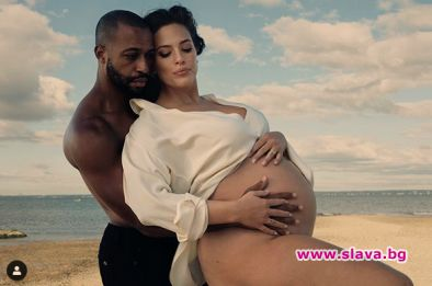 Ашли Греъм роди момченце