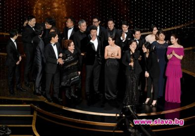 Връчиха наградите Оскар