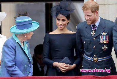 Елизабет II призова Меган и Хари да се върнат за последен кралски ангажимент