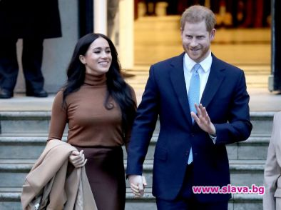 Хари и Меган напускат Лондон на 1 април