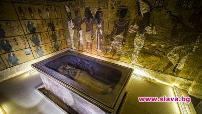Откриха гроба на Нефертити