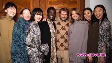 Петър Петров – българинът в центъра на модата