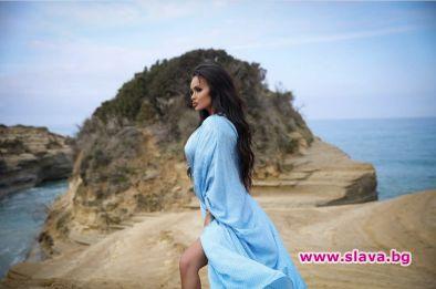 Мария с ново видео от остров Корфу