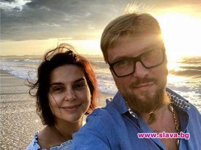 Миро посвети новата си песен на жена си