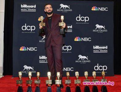 Отложиха наградите на Билборд