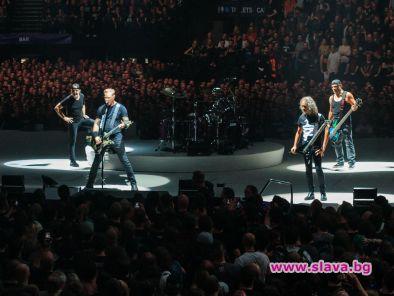Metallica събира фенове от цял свят за концерт всеки...