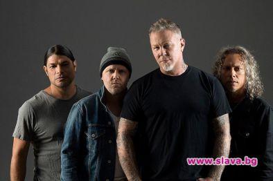 Metallica ще обиколи щатите през декември