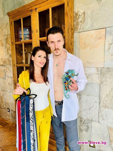 Илияна Лазарова е съпруга на Димо Алексиев в нов бг...