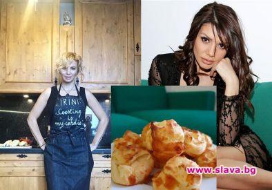 Ирина Тенчева учи Кали да готви