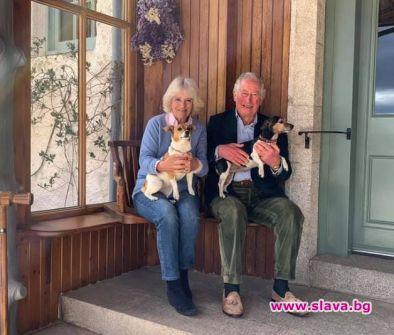 Принц Чарлз и Камила празнуват 15 г. семеен живот