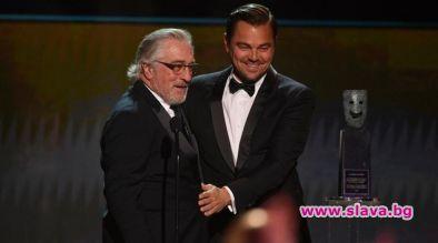 Де Ниро и Ди Каприо канят фенове да участват в новия...
