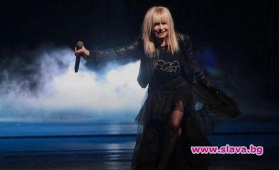 Лили Иванова подкрепи млада БГ банда