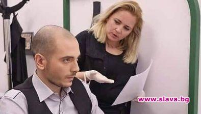 Лора Крумова с три бона заплата при Цитиридис