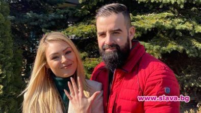 И сватбата на Поли Гергушева пред провал заради...