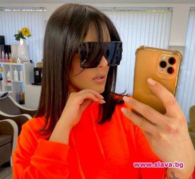 Симона Загорова с нова визия