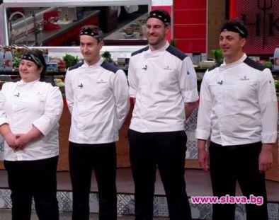Ясни са финалистите в Hell`s Kitchen