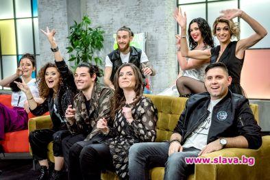Талантите на Графа превземат на Гласът на България