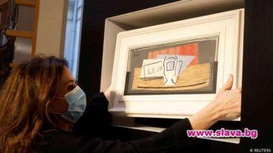 Италианка спечели картина на Пикасо от...