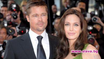 Брад и Анджелина в чудесни отношения