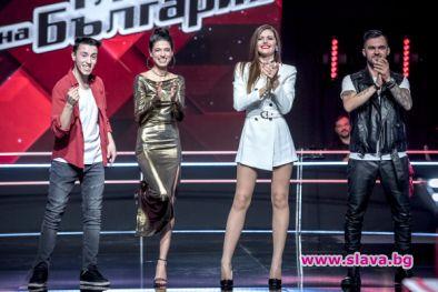 12 таланти на финал в Гласът на България