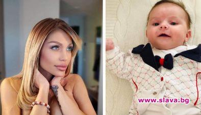 Мама Джули възпитава детето на изискан вкус и стил