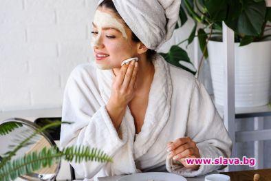 Как да се грижим за кожата на лицето през уикенда
