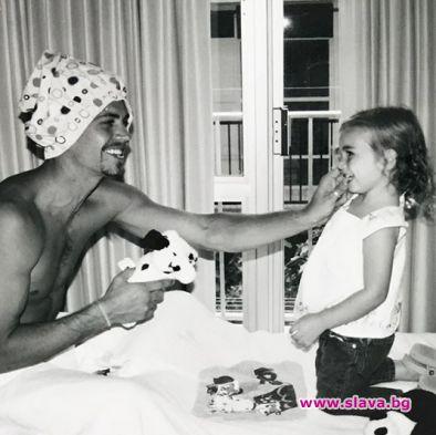 Дъщерята на Пол Уокър показа тяхното щастливо място