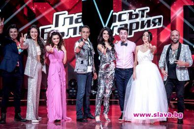 Най-оспорваният финал на живо в Гласът на България...
