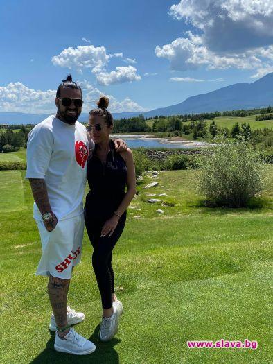 Златка и Благо разпускат с голф