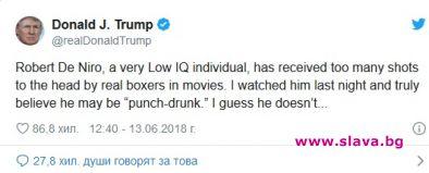 Тръмп и най-запомнящите му кавги с известните