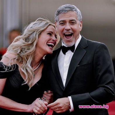Клуни дари 500 хиляди от името на Тръмп