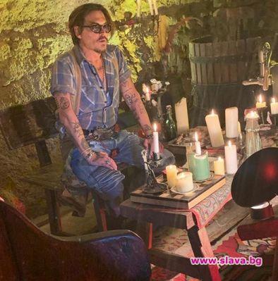 Джони Деп призна за използването на наркотици
