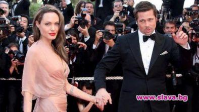 Пит и Джоли отново водят преговори