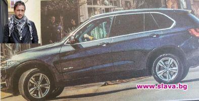 Дарко Ангелов с BMW за 50 бона по време на пандемия