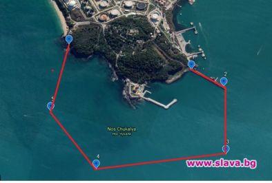Забраниха достъпа по море до Догансарай