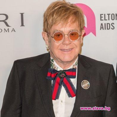 Елтън Джон дарява 25 милиона долара за борба със СПИН