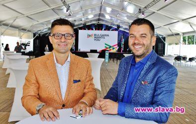 Иван и Андрей представиха BULGARIA WANTS YOU – новата...