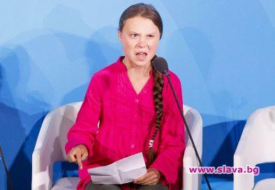 Грета Тунберг получи €1 млн. от португалска фондация