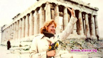 100 г. Мелина Меркури, 60 г. от Оскара на гръцката Лили...