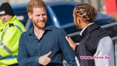 Принц Хари с таен акаунт в Instagram
