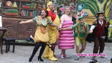 Софийската опера поставя детска програма в парка