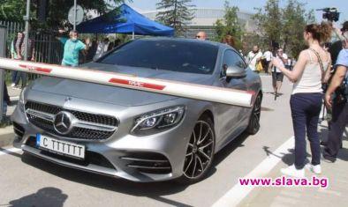 Ето кой е ГЕРБерът с Mercedes за 300 бона