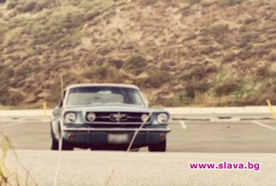 Джейсън Момоа съживи първата кола на жена си