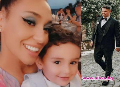 Бившият на Мария Илиева взема детето